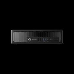 HP EliteDesk 800 G1 USDT - 4Go - SSD 120Go