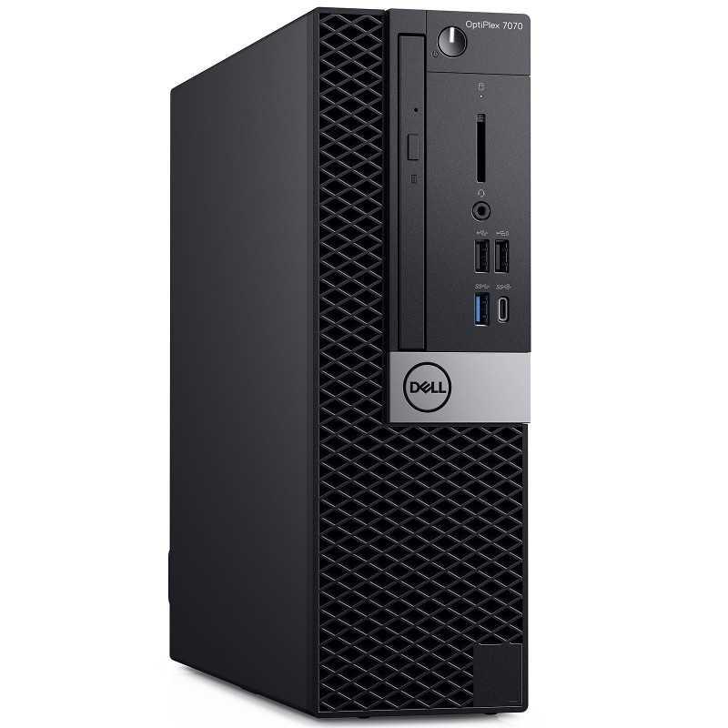 Dell OptiPlex 7070 SFF - 16Go - SSD 256Go + HDD 500Go