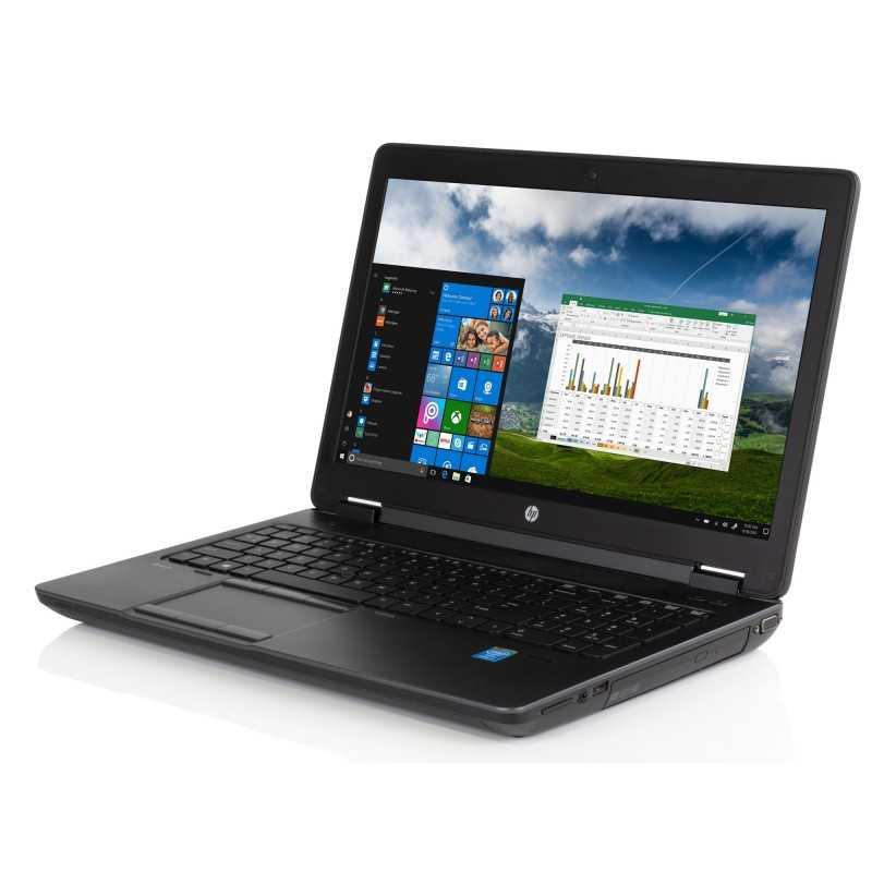 HP ZBook 15 G1 - 32Go - SSD 256Go - Grade B