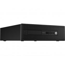 HP EliteDesk 800 G1 SFF - 4Go - HDD 500Go