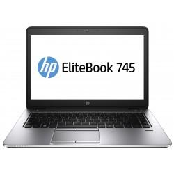 HP EliteBook 745 G2 - 8Go - SSD 256Go