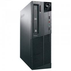 Lenovo ThinkCentre M91p SFF - 8Go - HDD 500Go