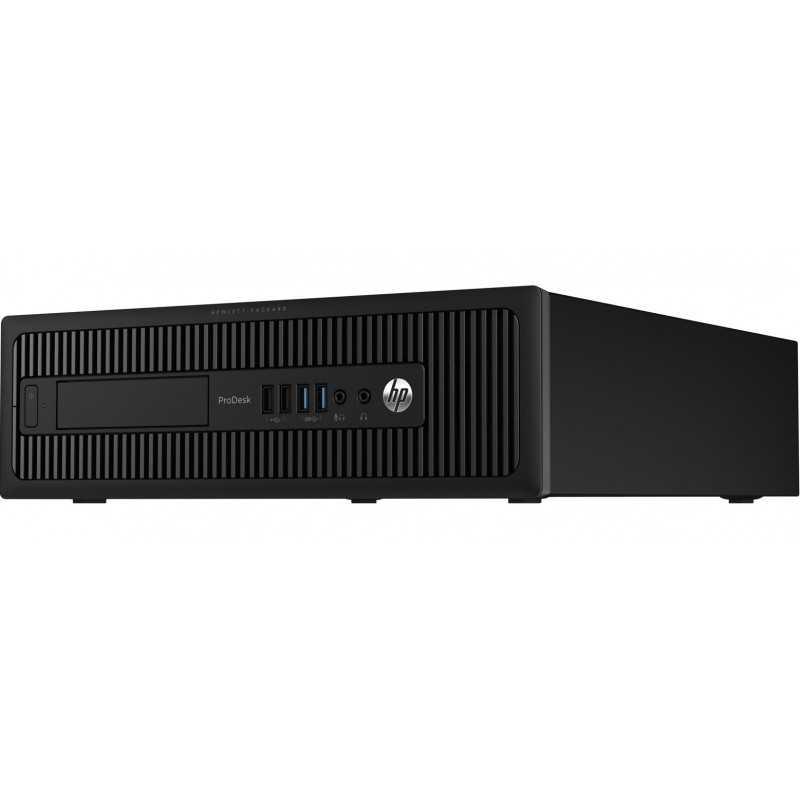 HP ProDesk 600 G1 SFF - 4Go - HDD 250Go - Déclassé
