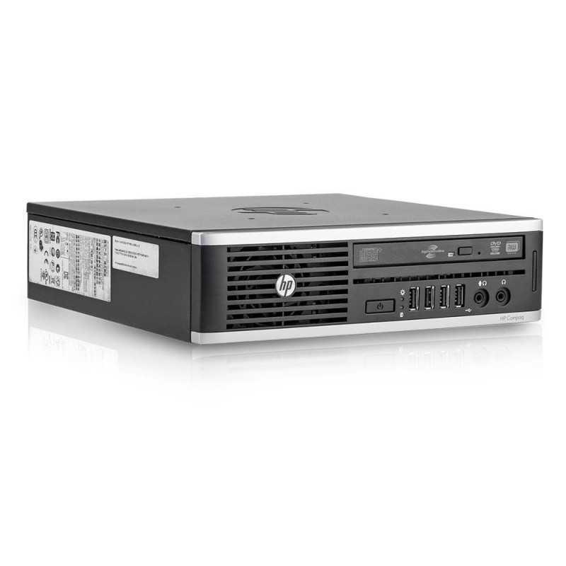 HP Compaq Elite 8300 USDT - 4Go - SSD 128Go