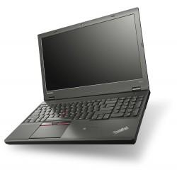 Lenovo ThinkPad W541 - 8Go - SSD 256Go - Grade B
